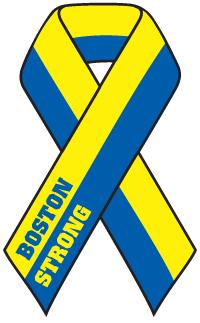 Boston Strong Ribbon