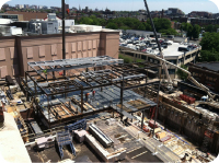Huntington Ave Y Construction