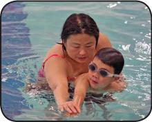Mandarin Swim Lessons