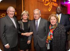 Mayor at Dream Big Party