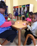 Roxbury Preschool Kids
