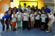 Special Olympics Team at Charles River Y