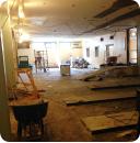 West Roxbury Y Demolition