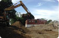 West Roxbury Post Office Demolition