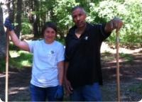 Camp Volunteer Workers