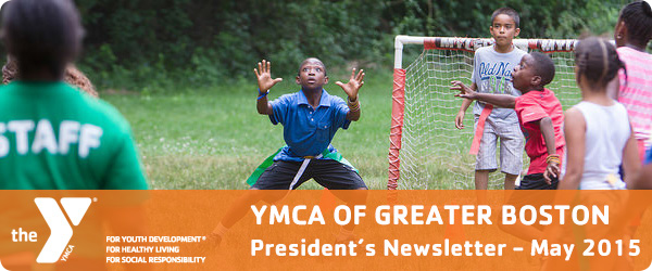 President Newsletter May 2015