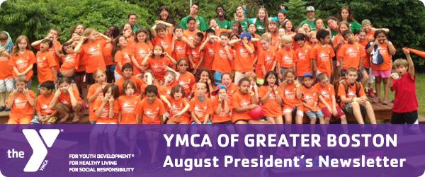 President's Newsletter August 2014