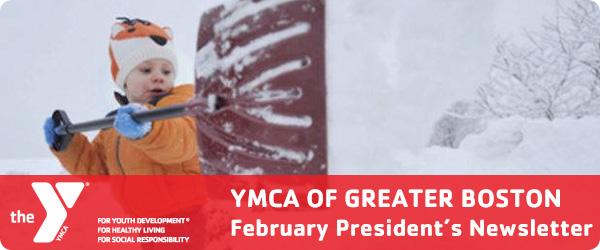 February 2015 President's Newsletter