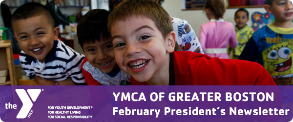 President's Newsletter February 2014