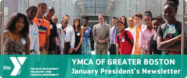 President's Newsletter Header January 2014