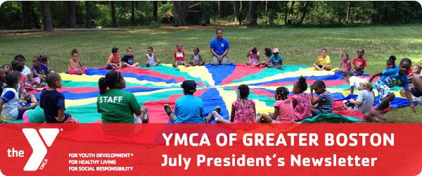 President Newsletter July 2014