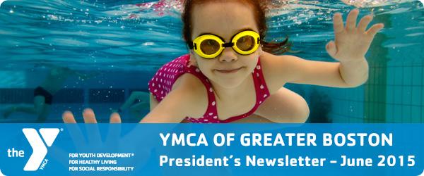 President's Newsletter June 2015