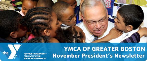 President's Newsletter November 2014
