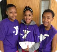 Teens from Roxbury Y